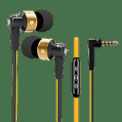Fone-de-ouvido-com-fio-intra-auricular-com-controle-e-microfone---Cor-laranja