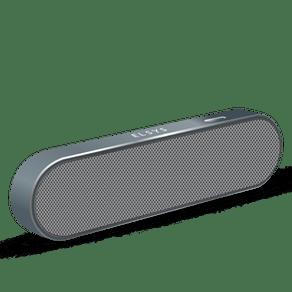 Caixa-de-som-Duplo-Bluetooth-Ambience---Cinza
