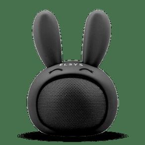 Caixa-de-som-Bluetooth-coelho-de-alta-frequencia-Fun---Preto