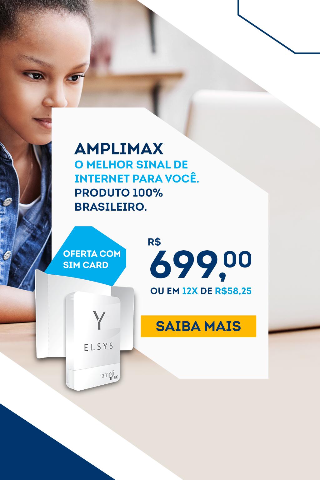 Amplimax - Oferta SIM Card