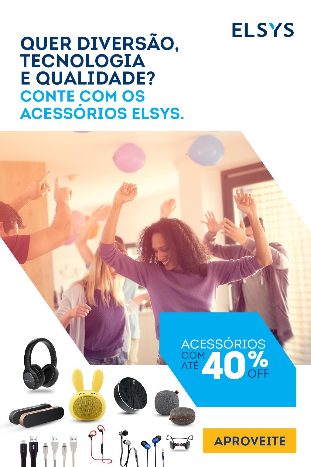 BANNER - ASCESSÓRIOS 40% OFF