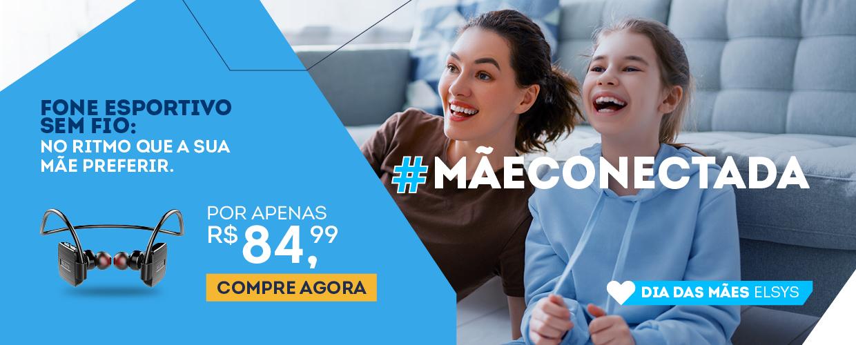 MAES - FONE ESPORTE SEM FIO
