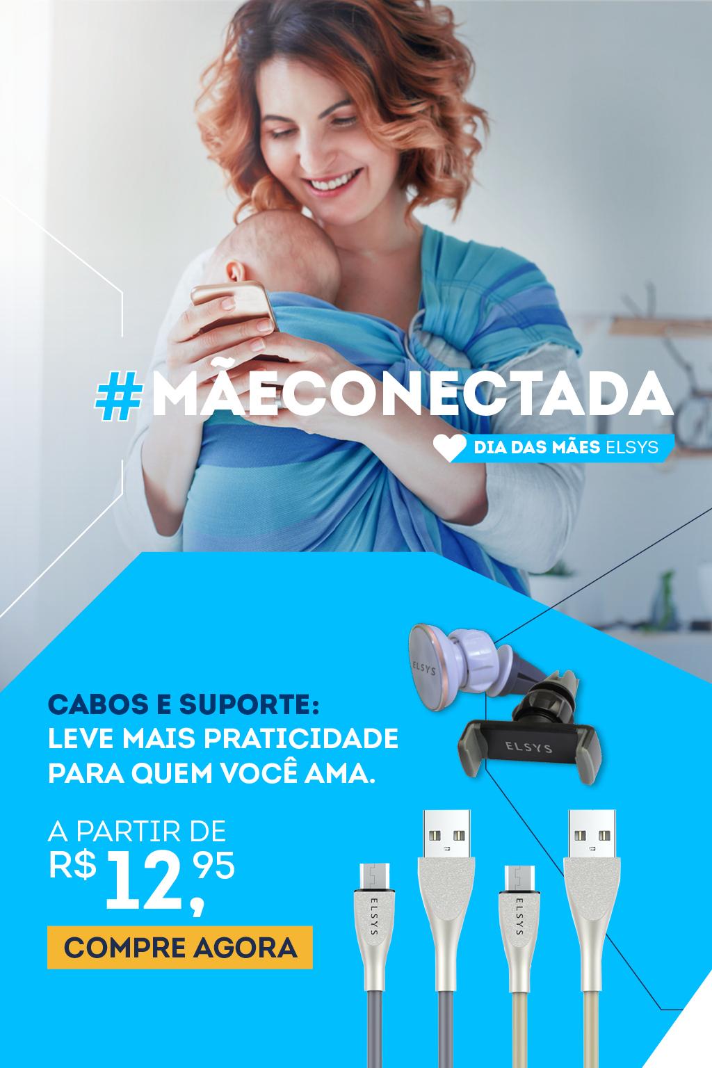 MAES - CABO E SUPORTE