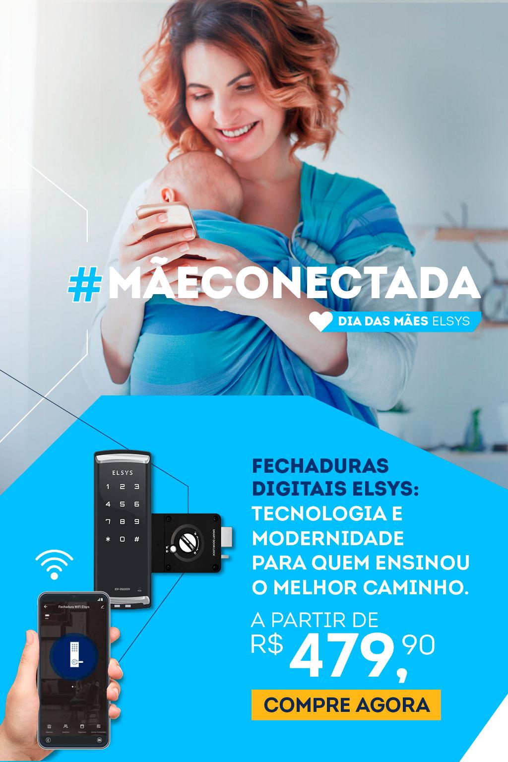 MAES - FECHADURAS